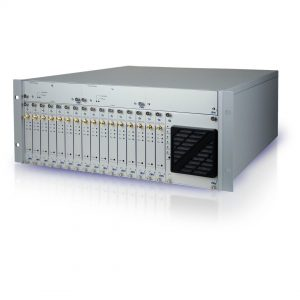 Managed L-Band Distribution System Front View | DEV 2190