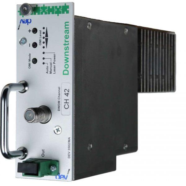 MODULO Optical DWDM Downstream Transmitter   DEV 3502