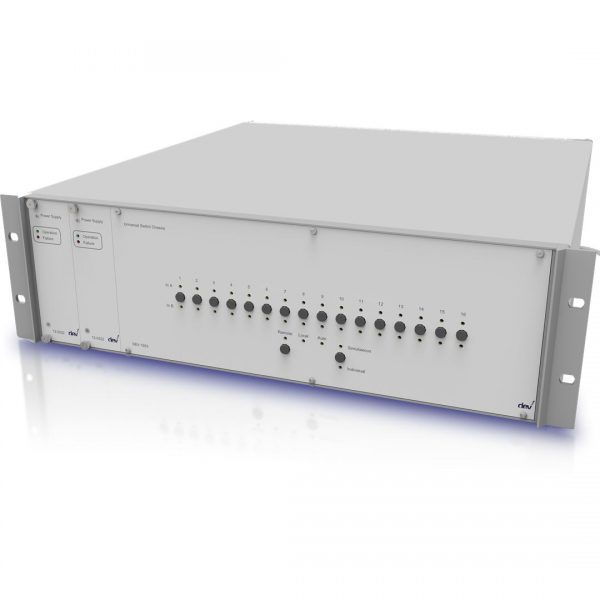 Universal Switch Chassis 3 RU | DEV 1953