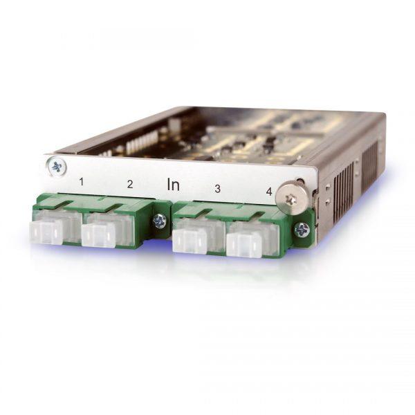 Alpha RFoF Optical Receiver