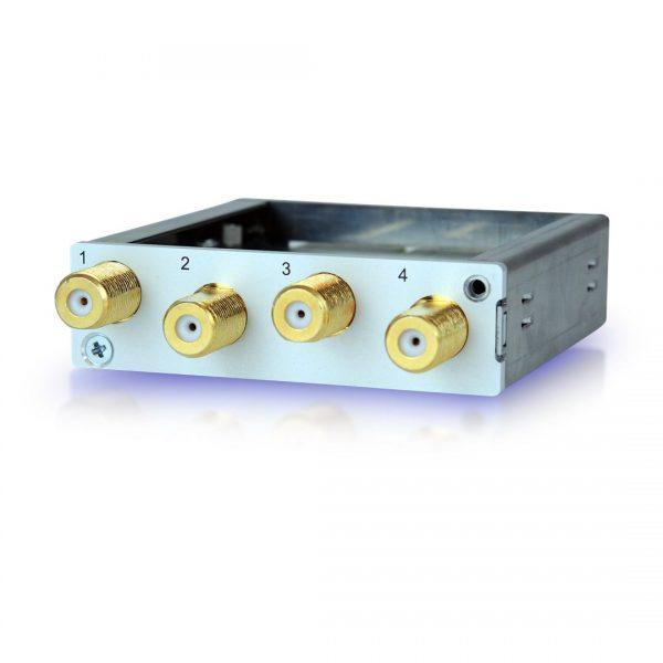 Alpha Input/Output RF Ports