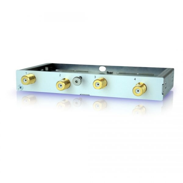 Alpha 1+1 Tx Redundancy RF Ports