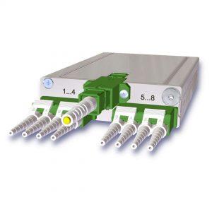 Alpha 1:8 CWDM De-/Multiplexer
