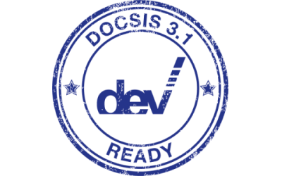 Unlock Gigabit DOCSIS 3.1 – check in with DEV