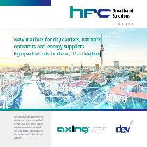Title HFC Broadband Solutions Brochure